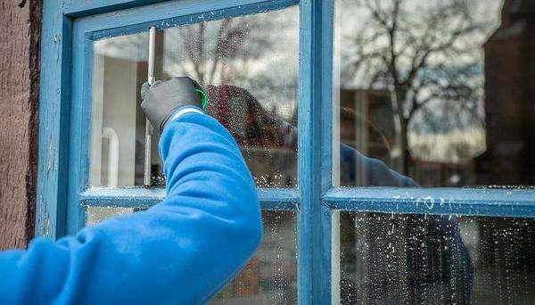 mycie okien kraków